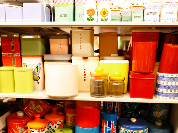 Food Network Kitchen Canisters