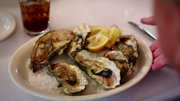 Off-the-Hook Oysters